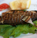 Corfu Greece food