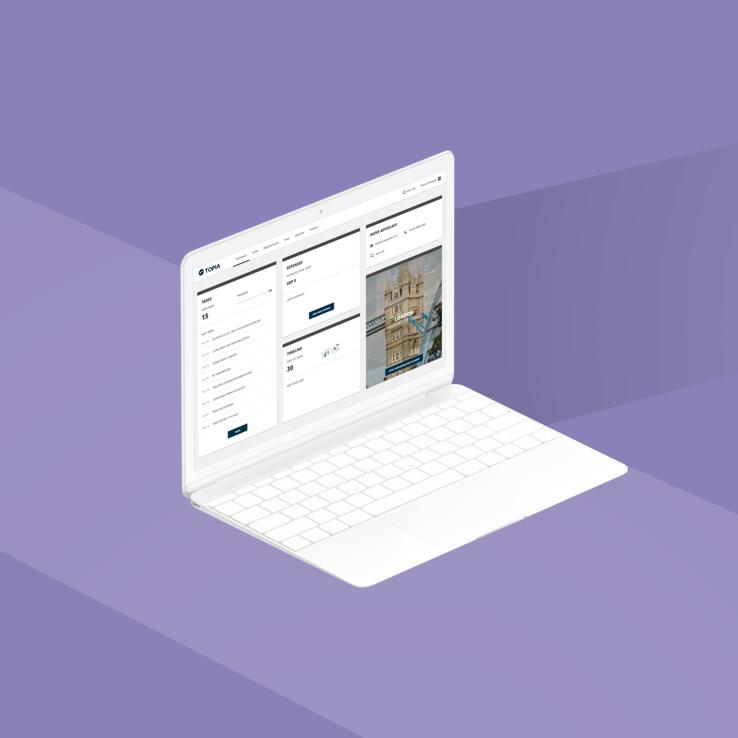 Topia – Internal mobility tool