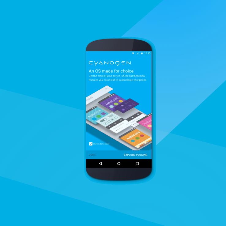Skype – Cyanogen integration